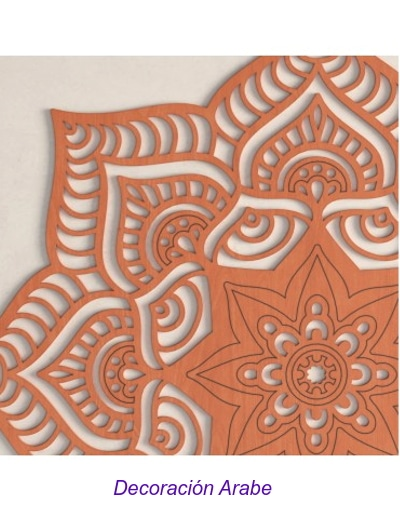 mandal madera pared de madera India
