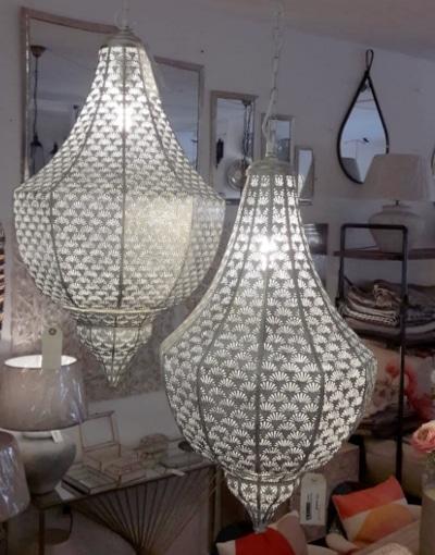 lampara decorativa de India para techo