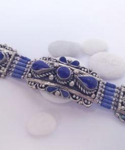 collar tibet turquesas