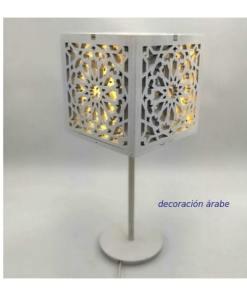 lampara de mesa celosía Alhambra