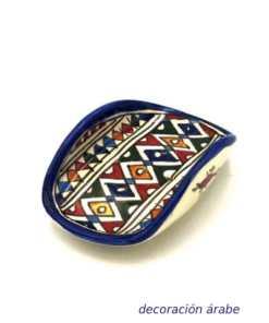 jabonera cerámica marroquí