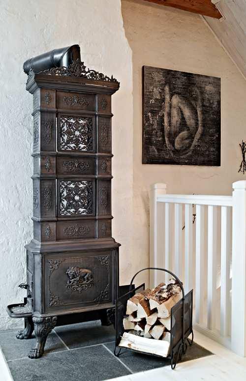 idea decoracin con chimeneas un diseo con encanto