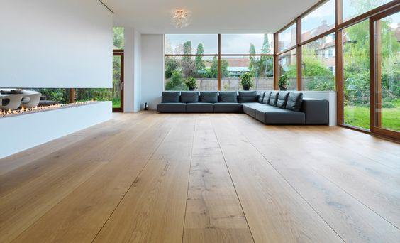 suelos de madera para toda la casa
