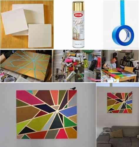 Preparar De Los Como Cuadros Pintar