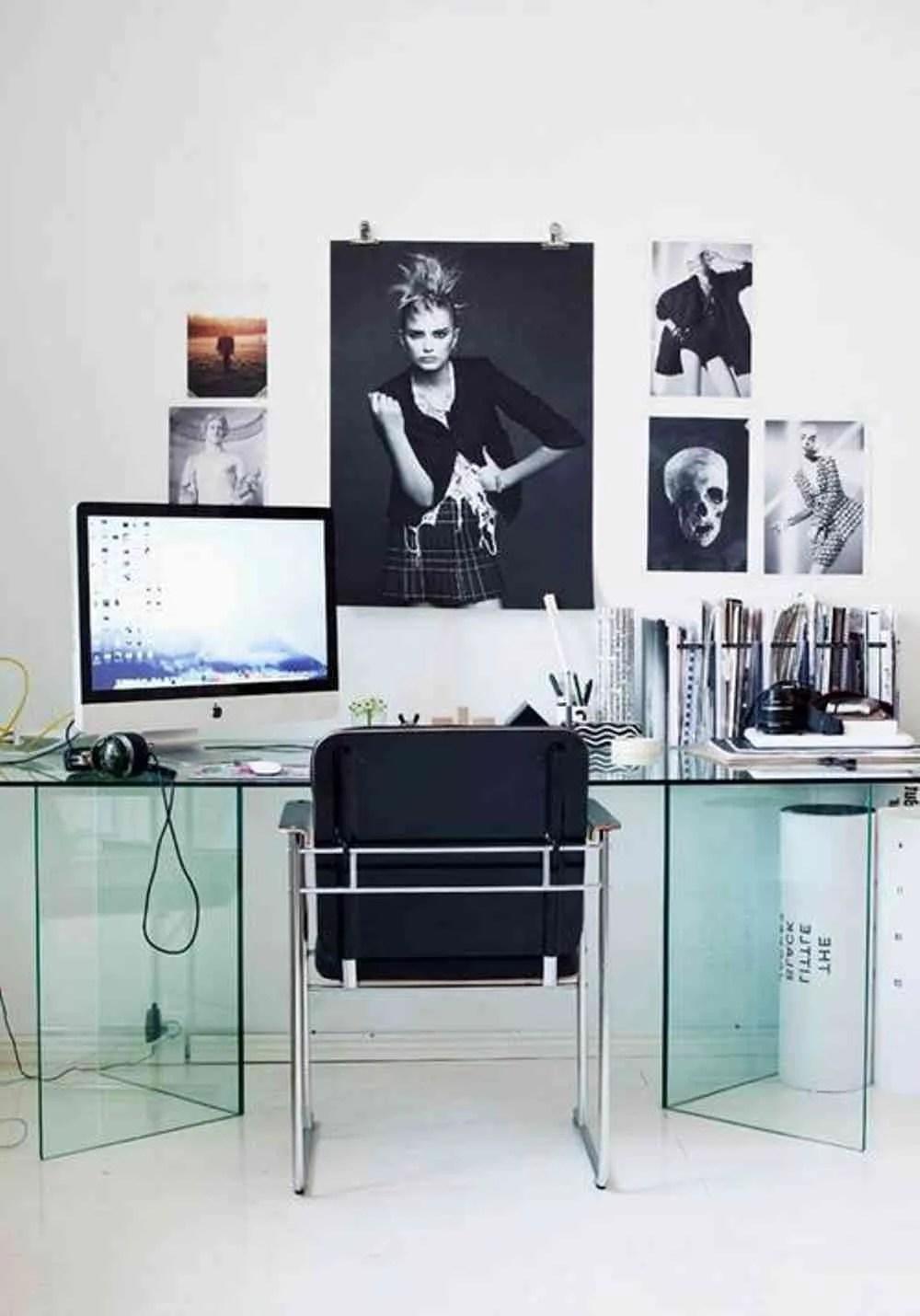 Industrial Office Decor Ideas
