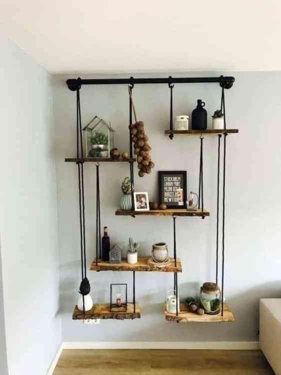 DIY para estantería