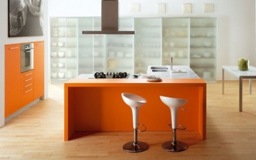 cocina-moderna-color-naranja-6