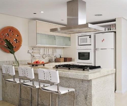 Fotos Cocinas Pequenas Con Barra