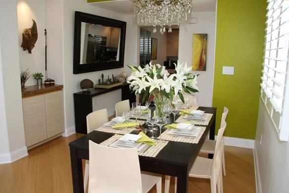 10 Comedores Modernos para Decorar tu Casa