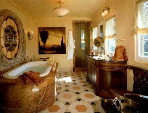 Home Design Ideas Com: Fabulosos Diseños De Baños Con Tina O Bañera
