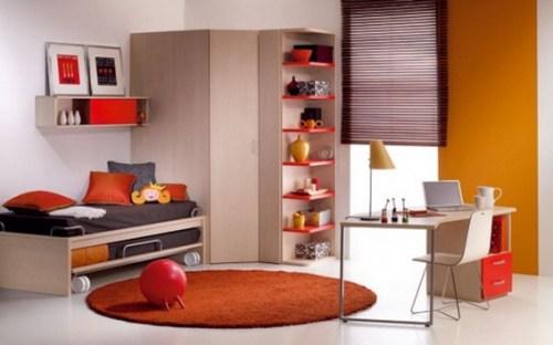 dormitorio-juvenil-color-naranja-12