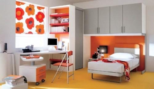 dormitorio-juvenil-color-naranja-4
