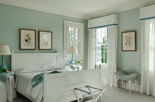 dormitorio-pareja-verde-blanco