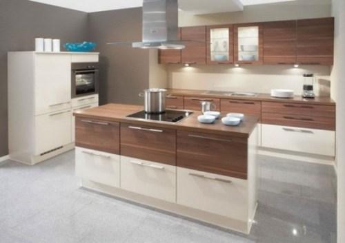 modern minimalist kitchen