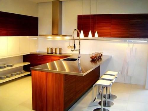 18 Diseños de Cocinas Modernas
