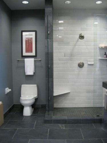 decorare il bagno degli uomini