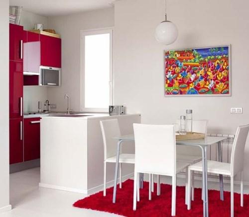 decorar cocina y comedor juntos