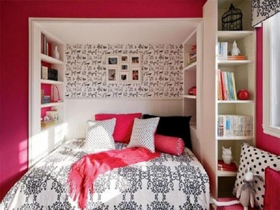 Ideas Prácticas para Decoración Dormitorios Juveniles para Chicas