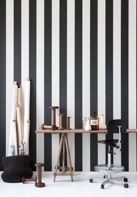 Decorar las paredes con tela
