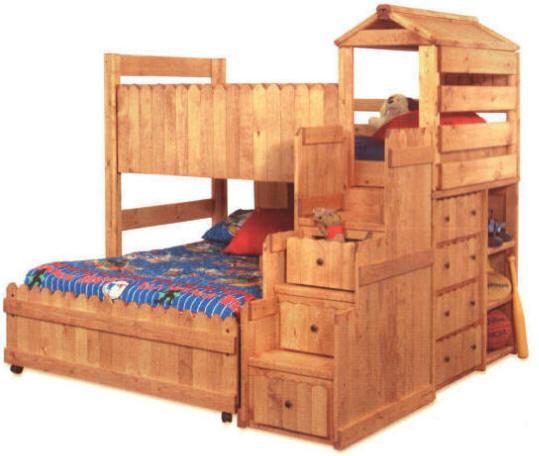 Camas tem ticas para ni os decoracion de dormitorios - Camas con tobogan para ninos ...
