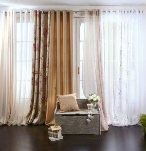 Cortinas de leroy merlin complementos para decorar - Leroy merlin cortinas bano ...