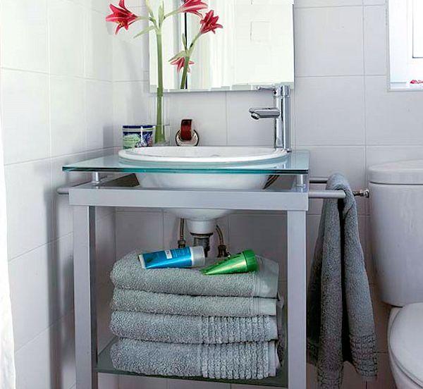 Grandes ideas para que ba os peque os sean bellos y - Decoracion de cuartos de bano pequenos ...