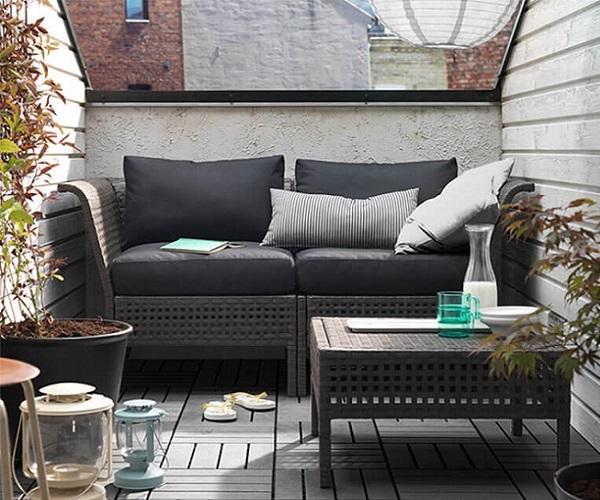 Ikea, Decoración de Terraza y Jardín
