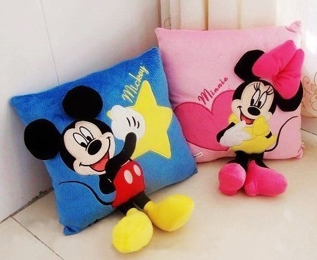Cojines de Mickey Mouse