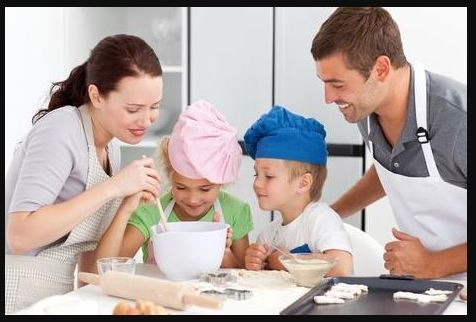 Como Hacer Galletas Caseras Para Niños