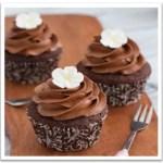 Cupcakes De Chocolate Receta Facil Y Sencilla