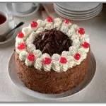 Torta Selva Negra Facil Y Economica [Receta Paso A Paso]