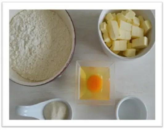 Elaboracion De La Masa Dulce Para Tartaletas