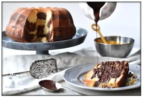 Torta Marmolada Humeda