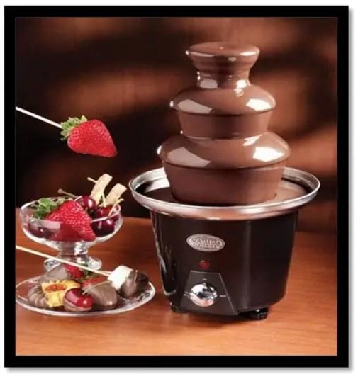 Como Preparar Chocolate Para Fuente