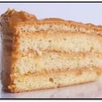 Como Hacer La Receta De Torta De Arequipe Rellena