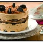 Receta De Torta Oreo Con Leche Condensada Y Dulce De Leche