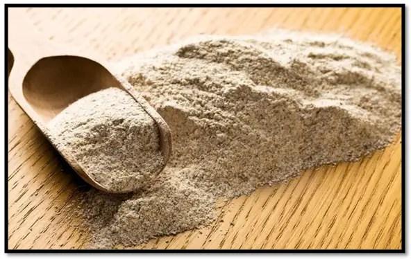 harina blanca refinada