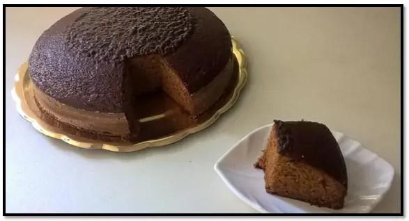 Torta De Coco Y Papelón