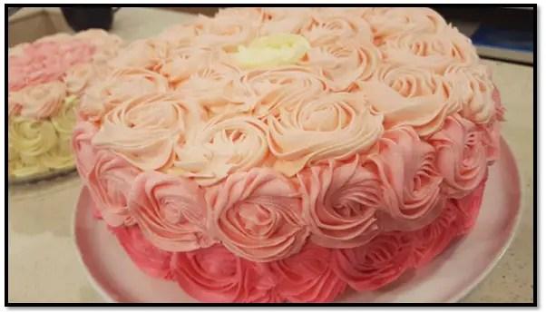 Como Hacer Rosas Con Merengue