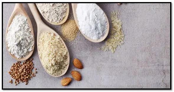 Tipos de harina para repostería