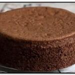 ¿Cómo Hacer Un Bizcochuelo Genoise De Chocolate?