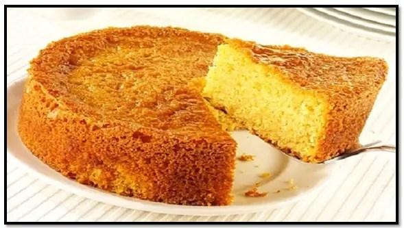 como hacer torta de calabaza