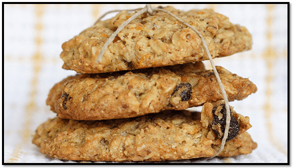 galletas de cambur