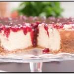 Coulis De Frutos Rojos Para Cheesecake