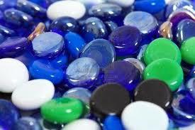 piedra de vidrio