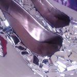 Zapatillas de Cristal