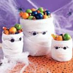 Manualidad de Frascos de Halloween