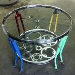 Mesa Decorativa Reciclable