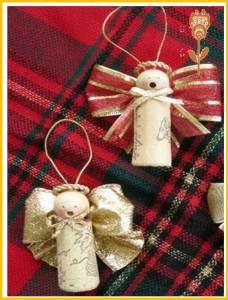 angelitos de navidad