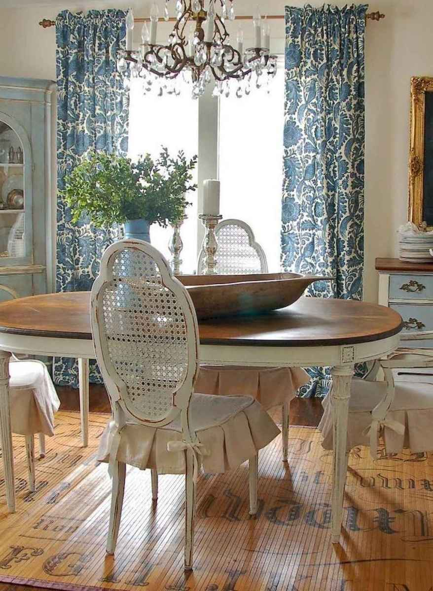01 Elegant French Country Living Room Decor Ideas